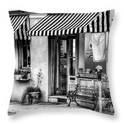 City Of Charleston Sc Throw Pillow