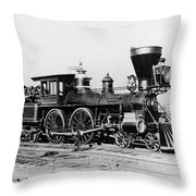 Civil War: Andrews Raid Throw Pillow