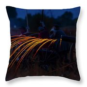 Civil War Throw Pillow