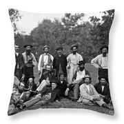 Civil War: Scouts & Guides Throw Pillow