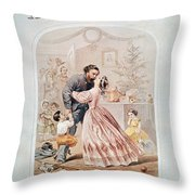 Civil War: Songsheet Throw Pillow