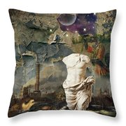 Civilization I Throw Pillow