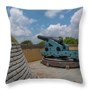 Civl War Reaper Throw Pillow