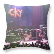 Cky 3 Throw Pillow