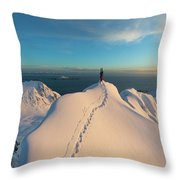 Clad000148 Throw Pillow