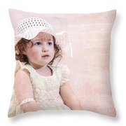Clair 1 Throw Pillow