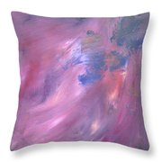 Clamorous Corals Part II Throw Pillow