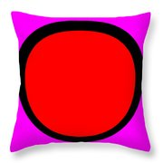 Clang Throw Pillow by Eikoni Images