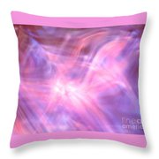 Clarification Throw Pillow
