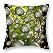 Class Dismissed Throw Pillow