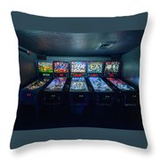 Classic Background Throw Pillow