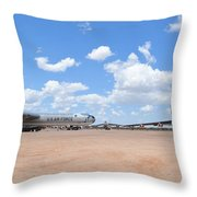 Classic Bombers Throw Pillow
