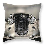 Classic Car 2 Throw Pillow