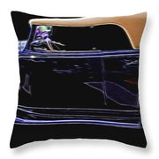 Classic Car 4 Throw Pillow