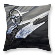 Classic Cars Beauty Of Design 20 Throw Pillow