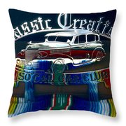Classic Creations Throw Pillow