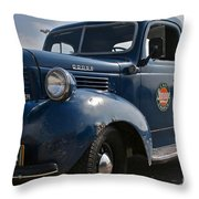 Classic Dodge  Throw Pillow