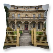 Classic Home Throw Pillow