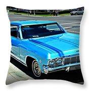 Classic Impala Throw Pillow
