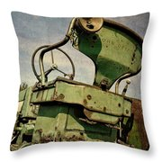 Classic John Deere 3.0 Throw Pillow