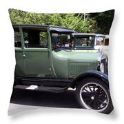 Classic Line Throw Pillow