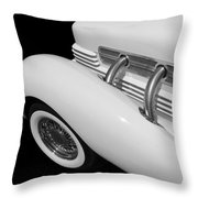 Classic Lines Throw Pillow by Aaron Berg