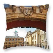 Classic Oxford Throw Pillow
