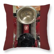 Classic Schwinn Throw Pillow