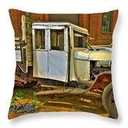 Classic Too Throw Pillow