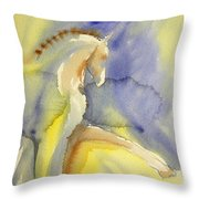 Classical Standards Throw Pillow