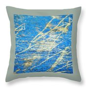 Clawed Throw Pillow