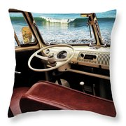 Clean And Tight Throw Pillow