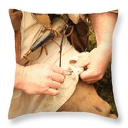 Clean View Throw Pillow