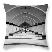 Cleaner Life Throw Pillow