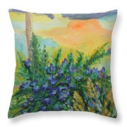 Cleansed Throw Pillow