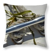 Cleat 3 Throw Pillow