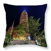 Cleveland On The Rise Throw Pillow