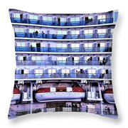 Climate Change Solution  Throw Pillow
