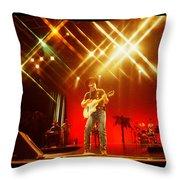Clint Black-0807 Throw Pillow