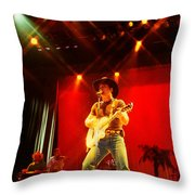 Clint Black-0812 Throw Pillow