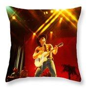 Clint Black-0814 Throw Pillow