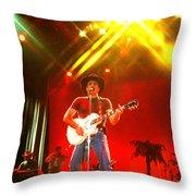 Clint Black-0820 Throw Pillow