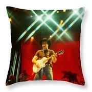 Clint Black-0821 Throw Pillow