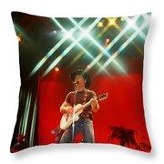 Clint Black-0823 Throw Pillow