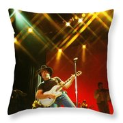 Clint Black-0824 Throw Pillow