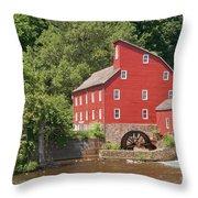 Clinton Mill I Throw Pillow