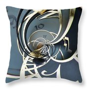 Clockface1  Throw Pillow