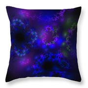 Close Encounters Throw Pillow