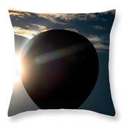 Close To The Sun Throw Pillow