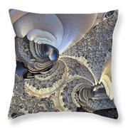 Close-up Texture Throw Pillow